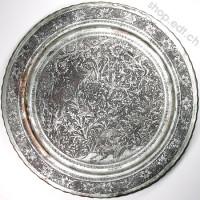 Ghalam Zani persan d'animaux et de végétation