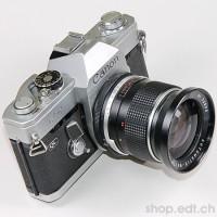 Canon FT QL 28 & 56 mm 1:2.5, appareil photo SLR de 1970