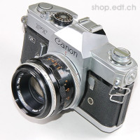 Canon FT QL 50 mm 1:1.8, appareil photo SLR de 1970