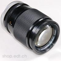 Canon téléobjectif FD 135 mm f/2.5 S.C., comme neuf !