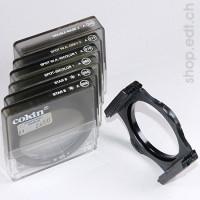 Cokin porte-filtres BA400A avec 7 filtres Cokin de taille S (série A), en parfait état