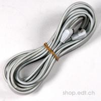 Hama 6973, câble gris de connexion de 3 m pour flash, comme neuf !
