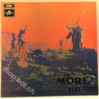 "Pink Floyd - Soundtrack From The Film ""More"" - 1969"